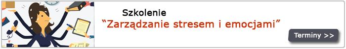 Zarządzanie stresem i emocjami