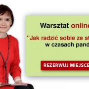 warsztat online stres