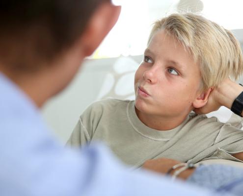 bycie konsekwentnym rodzicem